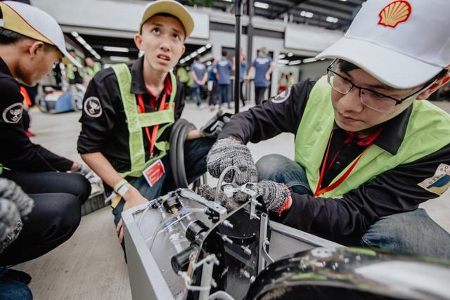 Những khoảnh khắc làm nên lịch sử của sinh viên Việt Nam tại SEM 2019 - ảnh 4