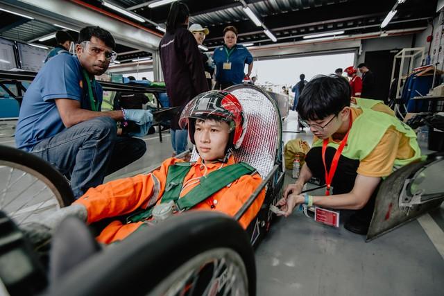 Những khoảnh khắc làm nên lịch sử của sinh viên Việt Nam tại SEM 2019 - ảnh 6