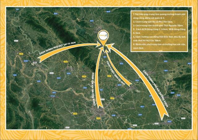 Hé lộ về dự án đang gây chú ý tại sông công Thái Nguyên - Ảnh 1.