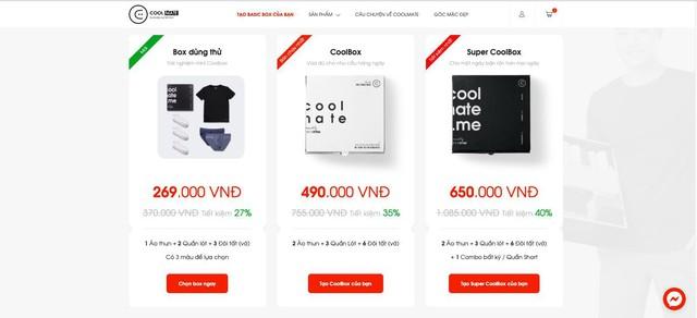 Coolmate – Start up Việt tiên phong đem tới cuộc cách mạng mua sắm cho nam giới - Ảnh 2.