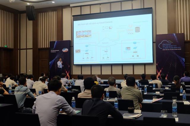 Giải bài toán ứng dụng trí tuệ nhân tạo và điện toán đám mây trong tổ chức, doanh nghiệp - ảnh 1