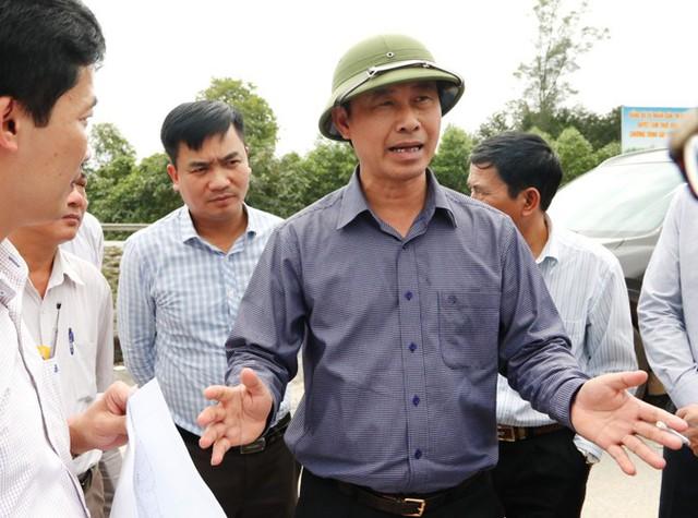 7.669 tỷ làm cao tốc Bắc - Nam đoạn Cam Lộ - La Sơn cuối tháng 07/2019 - Ảnh 1.