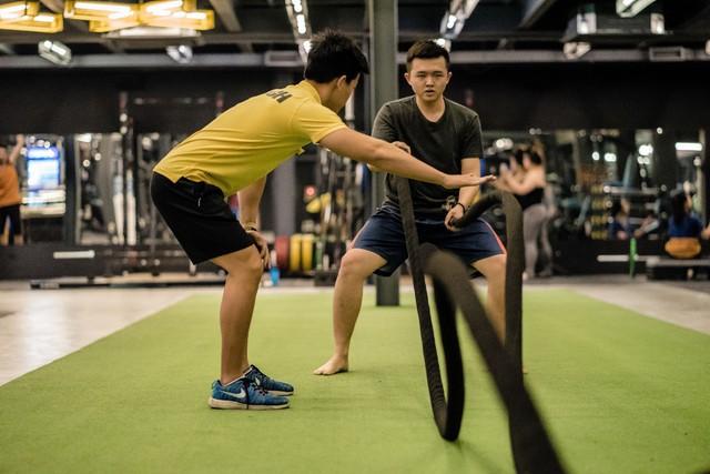 Founder Swequity Ultimate Fitness - Từ thạc sĩ kế toán đến người sáng lập thương hiệu gym nổi tiếng Hà Nội - Ảnh 4.