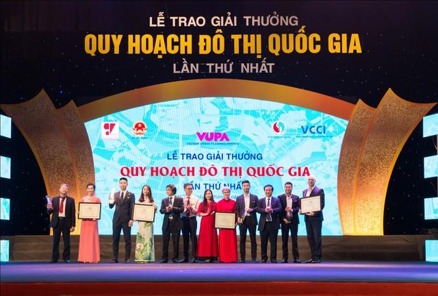 Khu đô thị Đông, Tây thành phố Hải Dương nhận Giải thưởng Quy hoạch Đô thị Quốc gia - Ảnh 1.