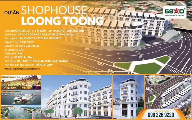 """Nhà phố Hạ Long Loong Toòng: """"Chạm"""" đúng nhu cầu nhà đầu tư - Ảnh 2."""