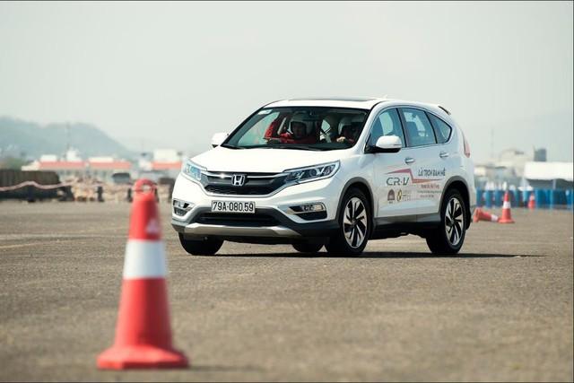 Khuyến mãi cực khủng dành cho chủ xe Honda CR-V và Honda City - Ảnh 3.