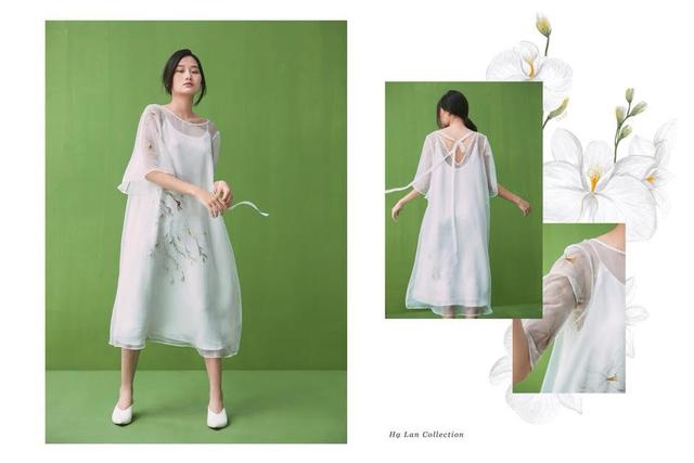 """Xu hướng """"mặc thiên nhiên"""" cho thời trang hè 2019 - ảnh 1"""