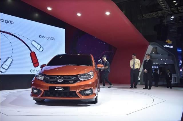 Honda Brio hoàn toàn mới sắp ra mắt thị trường Việt Nam - Ảnh 1.