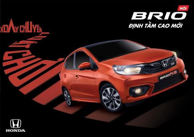 Honda Brio hoàn toàn mới sắp ra mắt thị trường Việt Nam - Ảnh 3.