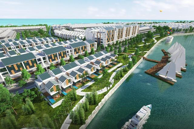 Hội An sắp ra mắt dự án BĐS nghỉ dưỡng chuẩn 4 sao ngay bờ sông Cổ Cò - Ảnh 2.