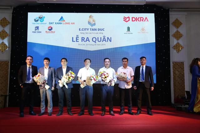 Đất Xanh Long An bắt tay với DKRA phân phối chiến lược dự án E.City Tân Đức - Ảnh 2.