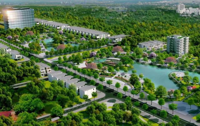 Hưởng lợi từ đầu tư công nghiệp, đất nền Sông Công hút giới địa ốc đầu tư - Ảnh 1.