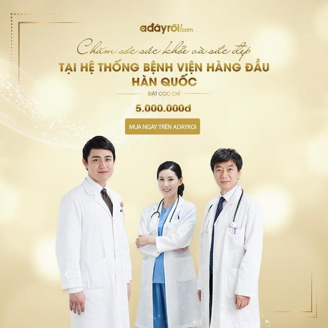Adayroi đẩy mạnh dịch vụ y tế, đưa lên sàn hơn 100 dịch vụ mới - Ảnh 1.