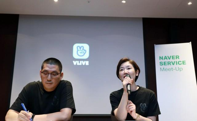 Naver công bố VLIVE đang sở hữu công nghệ có tính canh tranh tầm cỡ thế giới - Ảnh 3.