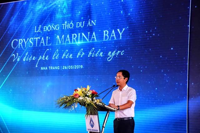 DELTA tiếp tục làm tổng thầu những dự án nghìn tỷ của Crystal Bay - Ảnh 2.