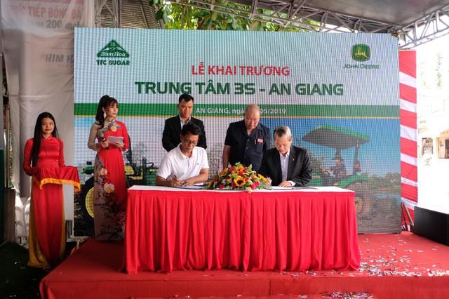 TTC Sugar khai trương trung tâm 3S - An Giang - Ảnh 1.