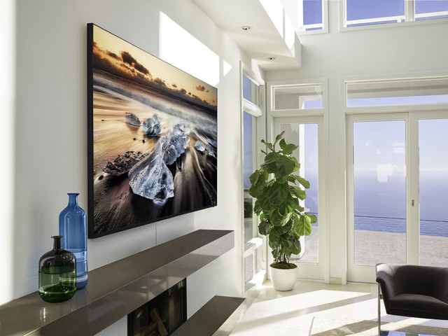 Top 4 TV Samsung màn hình lớn đáng mua - Ảnh 2.