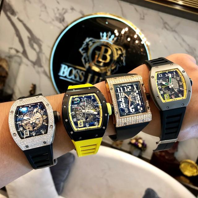 Boss Luxury – Địa chỉ mua đồng hồ Richard Mille chính hãng uy tín hàng đầu - Ảnh 1.
