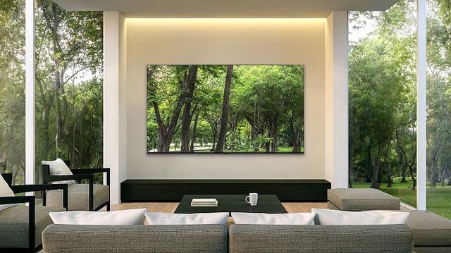 Top 4 TV Samsung màn hình lớn đáng mua - Ảnh 3.