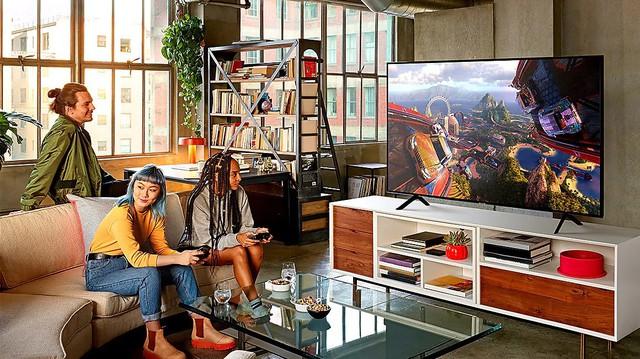 Top 4 TV Samsung màn hình lớn đáng mua - Ảnh 5.