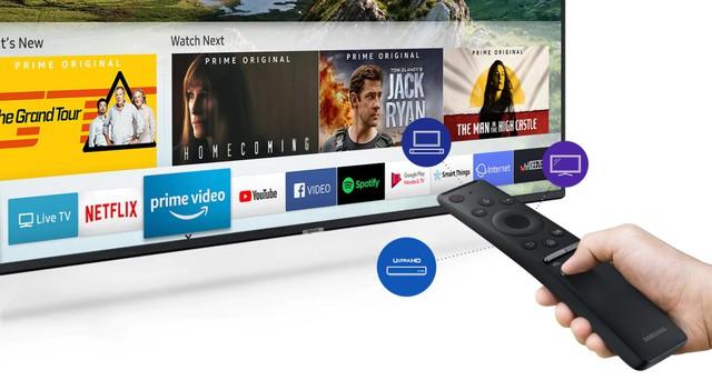 Top 4 TV Samsung màn hình lớn đáng mua - Ảnh 8.