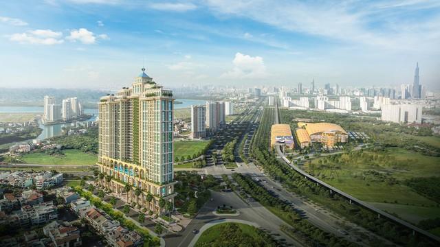 Lý giải sức hút dự án mang phong cách thànhRometại Sài Gòn - Ảnh 1.