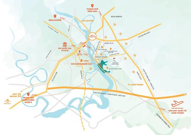 Bất động sản Đồng Nai trở thành trung tâm hút dòng vốn đầu tư - Ảnh 2.