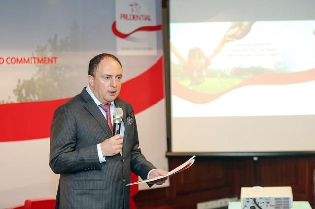 Prudential đổi nhận diện thương hiệu sau 20 năm kinh doanh tại Việt Nam - Ảnh 1.