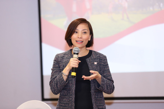 Prudential đổi nhận diện thương hiệu sau 20 năm kinh doanh tại Việt Nam - Ảnh 2.
