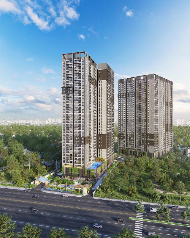 Sức hút của dự án căn hộ trên đại lộ đẹp bậc nhất Sài Gòn - Ảnh 1.