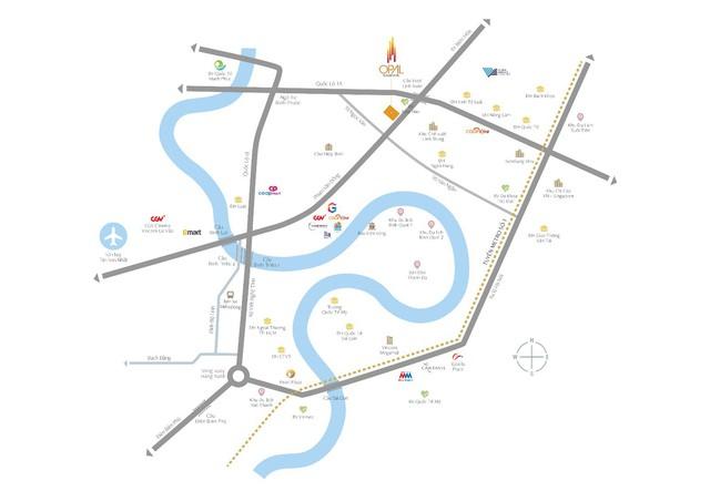 Sức hút của dự án căn hộ trên đại lộ đẹp bậc nhất Sài Gòn - Ảnh 2.
