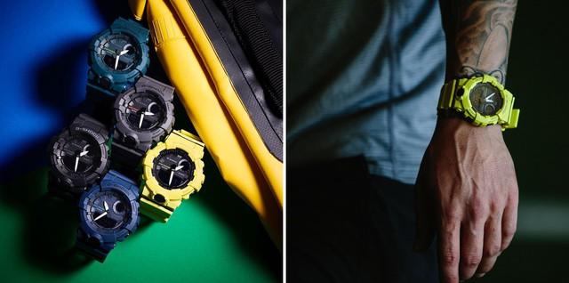 """Ngắm trọn bộ đồng hồ """"trợ lý thể thao"""" Casio G-Squad thu hút giới trẻ châu Á - Ảnh 2."""