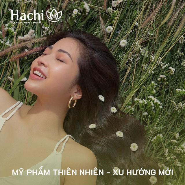 HACHI Vietnam truyền cảm hứng sử dụng mỹ phẩm thiên nhiên tới thế hệ trẻ Việt - Ảnh 1.