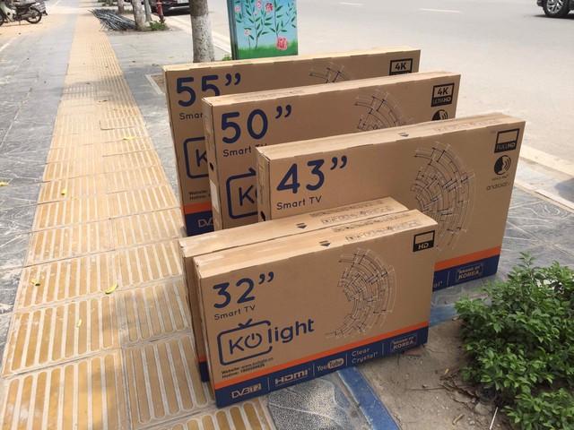Tivi KOLIGHT: Hướng tới quyền lợi người tiêu dùng Việt - Ảnh 1.