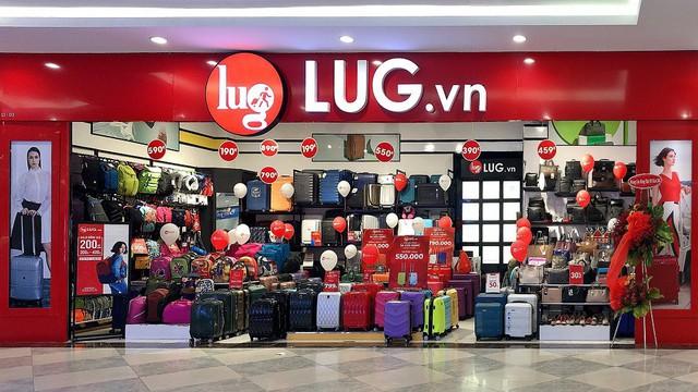 Chuỗi bán lẻ sản phẩm về hành lý LUG: Đạt mốc 50 cửa hàng trên toàn quốc - Ảnh 2.