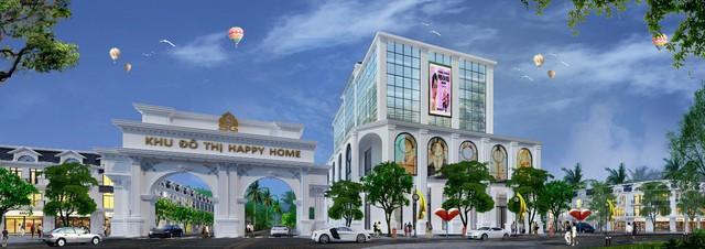 Happy Home - Khu đô thị sầm uất bậc nhất Đồng bằng sông Cửu Long - Ảnh 1.