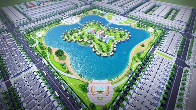 Happy Home - Khu đô thị sầm uất bậc nhất Đồng bằng sông Cửu Long - Ảnh 2.