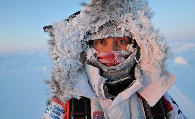 Chán nghỉ dưỡng, đại gia, người có tiền rủ nhau lên Bắc Cực - Ảnh 2.