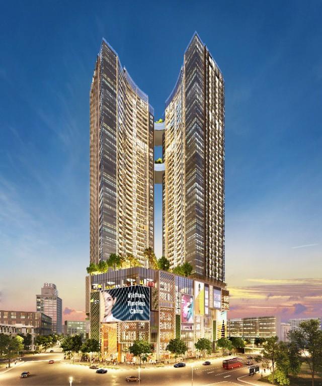 Giai đoạn II dự án đầu tư Alpha Hill khuấy động thị trường bất động sản - Ảnh 1.