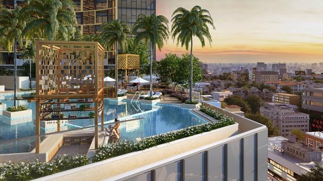 Giai đoạn II dự án đầu tư Alpha Hill khuấy động thị trường bất động sản - Ảnh 3.