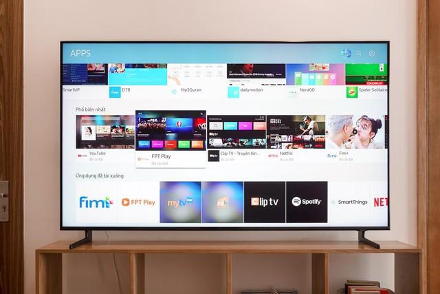 Choáng ngợp vì kho nội dung phong phú trên TV QLED 8K: Thế này thì ở nhà xem TV cả ngày mất thôi - Ảnh 2.