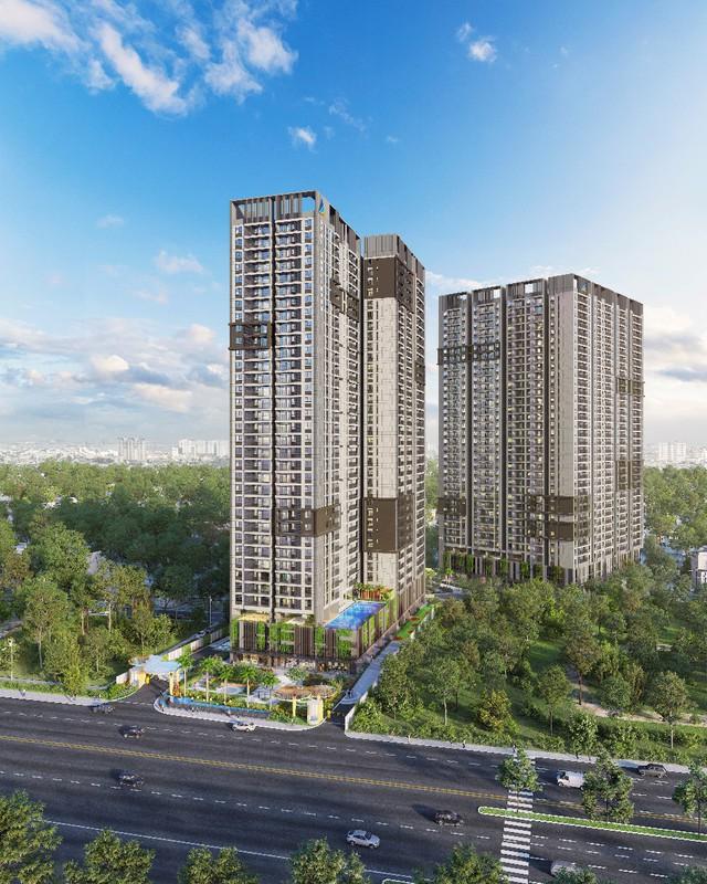 """Thị trường căn hộ khu Đông Sài Gòn: Chờ đợi dự án """"mới tinh"""" - Ảnh 1."""