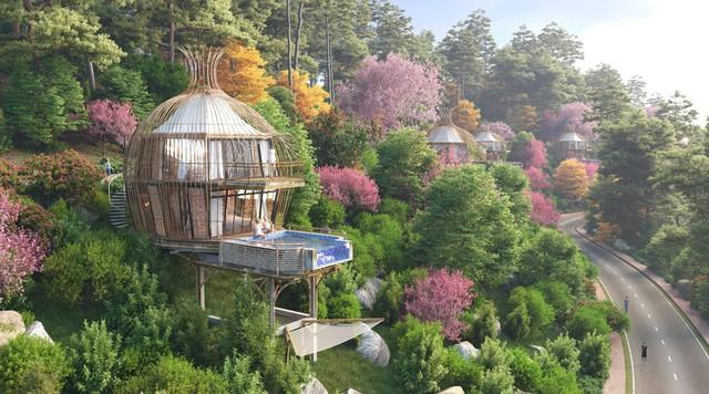 Áp dụng quy trình quản lý xanh tại Khu du lịch nghỉ dưỡng Hồ Dụ - Ảnh 1.