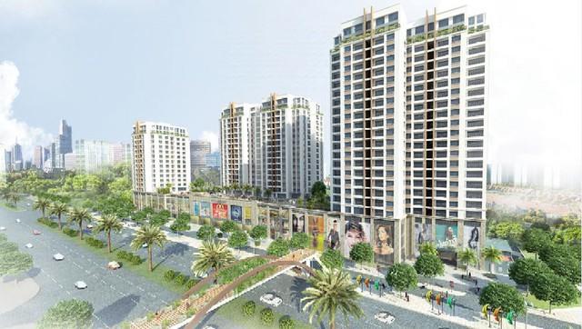 Cuộc đua của các chủ đầu tư bất động sản tại khu vực Tây Hồ - Ảnh 1.