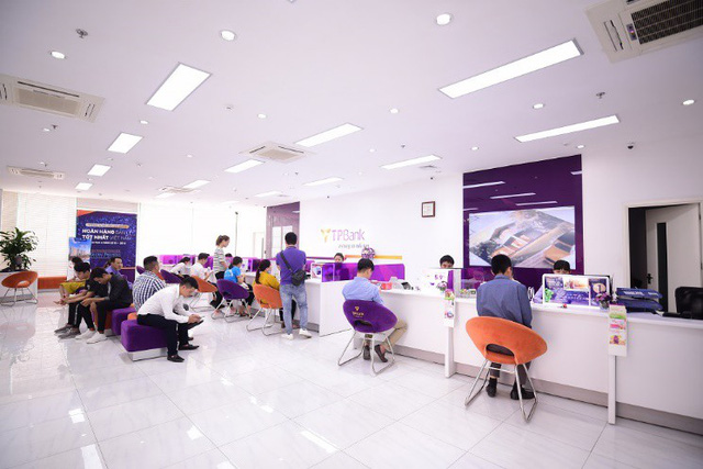 """Từ Tienphong Bank đến TPBank, """"diện mạo"""" ngân hàng hiện tại như thế nào? - Ảnh 3."""