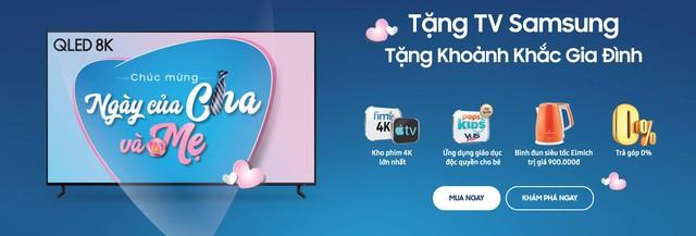 Smart TV: món quà thiết thực mà ý nghĩa dành tặng những người lớn tuổi - Ảnh 4.