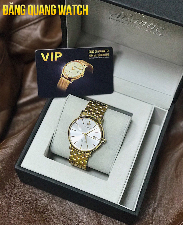 Đăng Quang Watch ưu đãi 40% trong đại tiệc sinh nhật đẳng cấp - Ảnh 1.