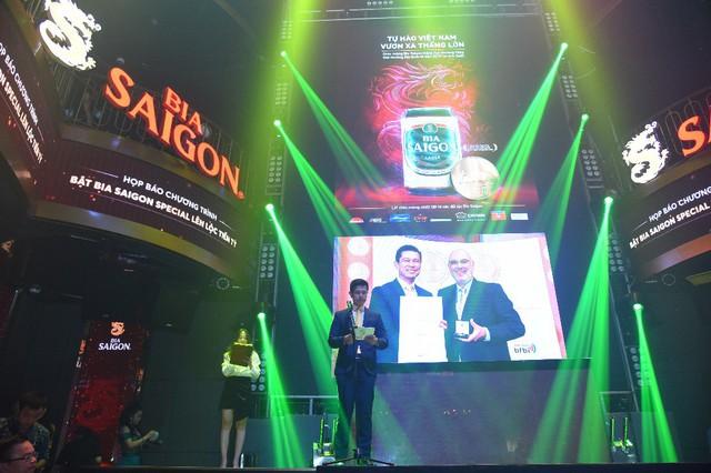 """Sabeco công bố chương trình khuyến mãi """"Bật bia Saigon Special lên lộc tiền tỷ"""" - Ảnh 2."""