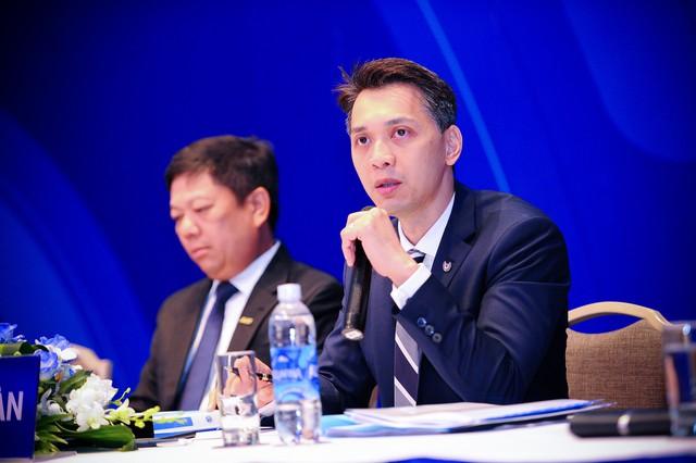 Phát triển mạnh và chạm chuẩn quốc tế, ACB định hướng tăng trưởng thế nào 5 năm tới? - Ảnh 1.