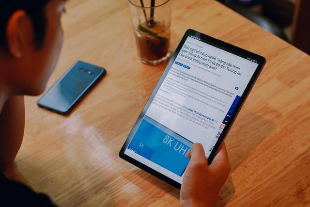 Galaxy Tab S5e là tuyên ngôn cho thấy nếu xét về thiết kế, Samsung xứng đáng là ngôi vương - Ảnh 3.